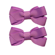 Haley 2 Pack Baby Bows