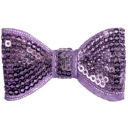 Mia Sequined Toddler Bows - Hairclippy