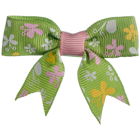 Gigi Butterflies Baby Bows - Hairclippy