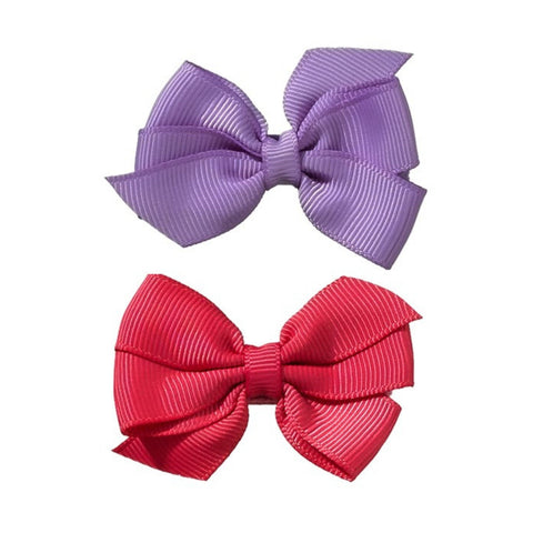 Ava Toddler Bows 2 Packs