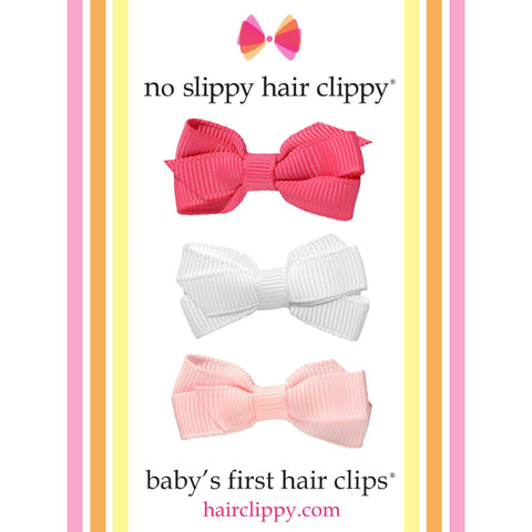 Bows Gift Pack A - Hairclippy