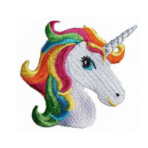 Harlow Unicorn Toddler Hair Clip - Hairclippy