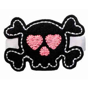 Rowan Skull and Crossbones Baby and Toddler Hair Clip