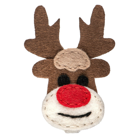 Holly Reindeer - Hairclippy