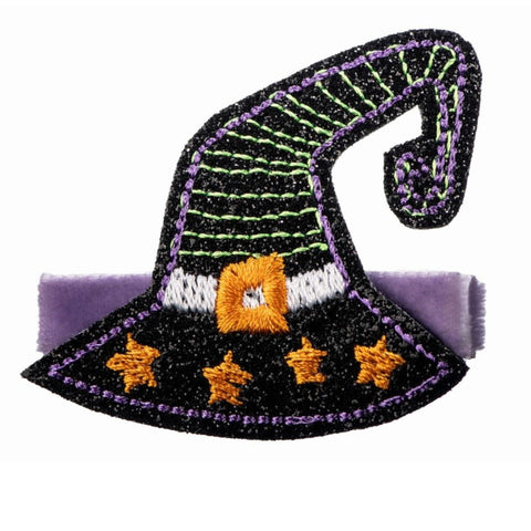 Halloween Sparkly Witch Hat