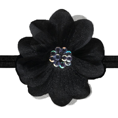 Andrea Satin Headband - Hairclippy