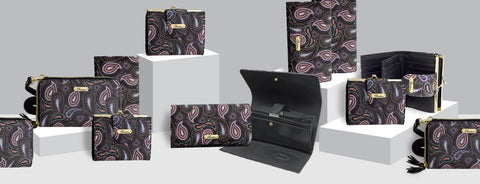 BUXTON WOMEN | Pretty Paisley