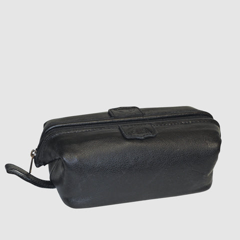 Dopp® Mini-Framed Travel Kit - Nappa Lambskin