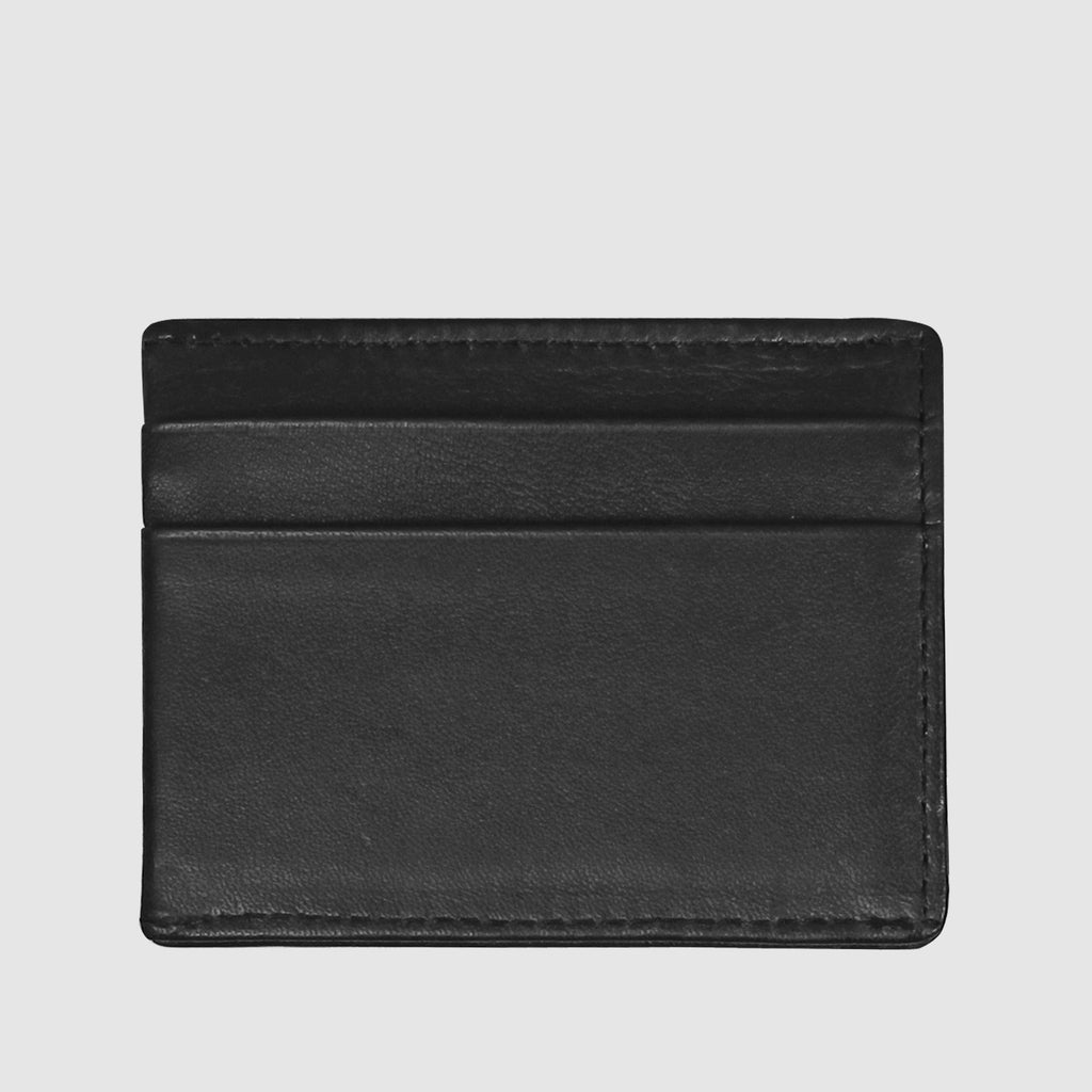 Black, Emblem-collection-front-pocket-magnetic-money-clip