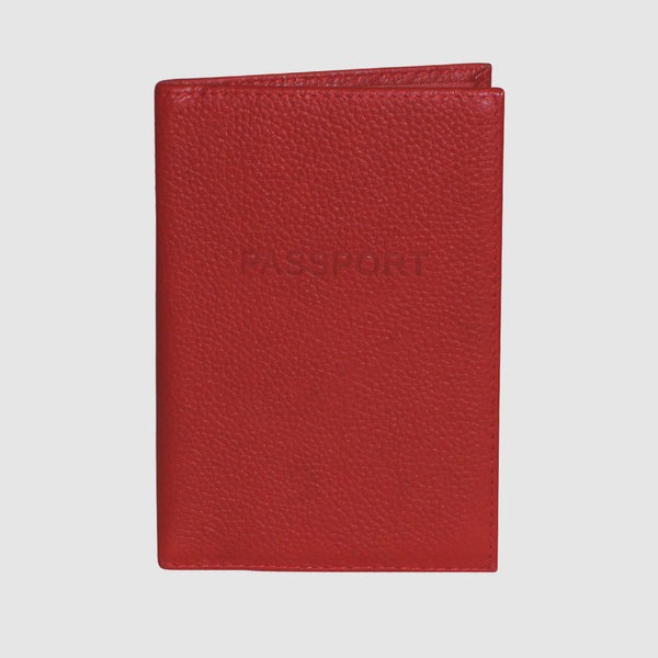 Hudson Passport Cover with RFID Lining