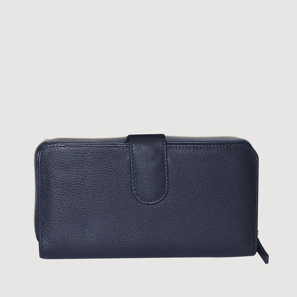 Chelsea Leather  - Ensemble Clutch with RFID