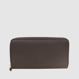 Slim Single Zip Wallet with RFID