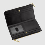 CHELSEA LEATHER - COSMOPOLITAN WALLET