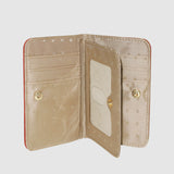 DOPP SIENNA SNAP CARD CASE with RFID