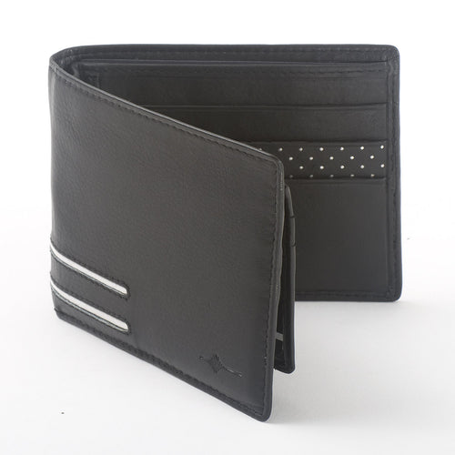 Luciano RFID Credit Card Billfold