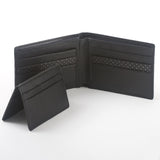 Black, Luciano-rfid-credit-card-billfold