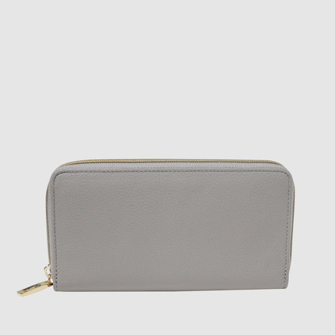FLORENCE II - SLIM SINGLE ZIP with RFID