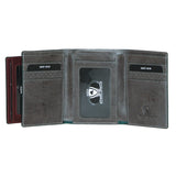 Burgundy, Dopp-rfid-beta-collection-i-d-three-fold