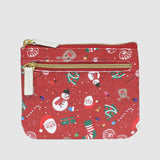 Holiday - Large ID Card Coin Case