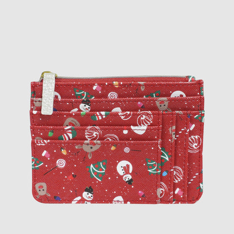 Holiday - Slot Coin Pouch