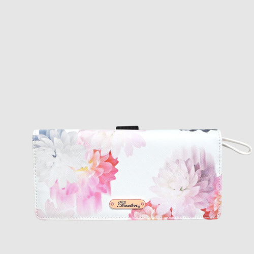 PHOTO FLORAL RETRACTABLE WRISTLET with RFID