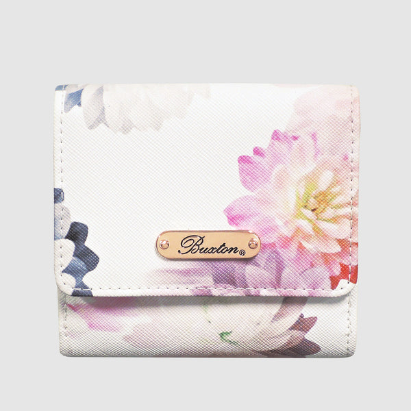PHOTO FLORAL MINI TRIFOLD