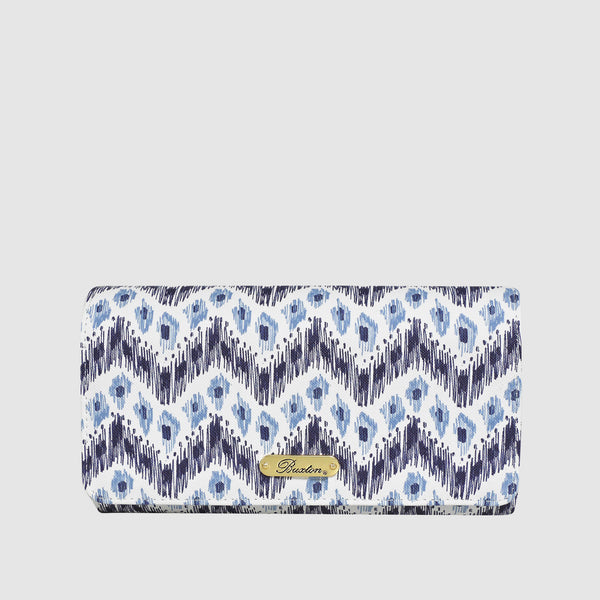 IKAT WAVE BIANCA FILE ORGANIZER with RFID
