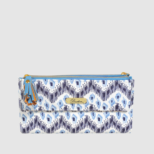 IKAT WAVE COSMOPOLITAN WALLET with RFID