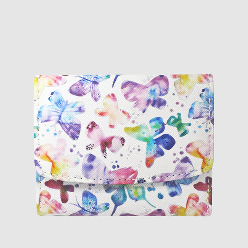 SOFT BUTTERFLY MINI TRIFOLD with RFID