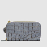 BURNISHED CROCO ULTIMATE WALLET with RFID