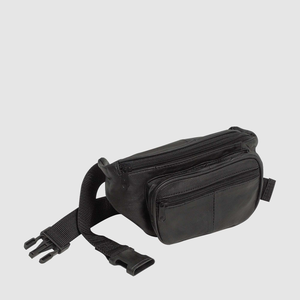 4d0a57a639 Buxton Offers Original Belt Bags Made of Leather