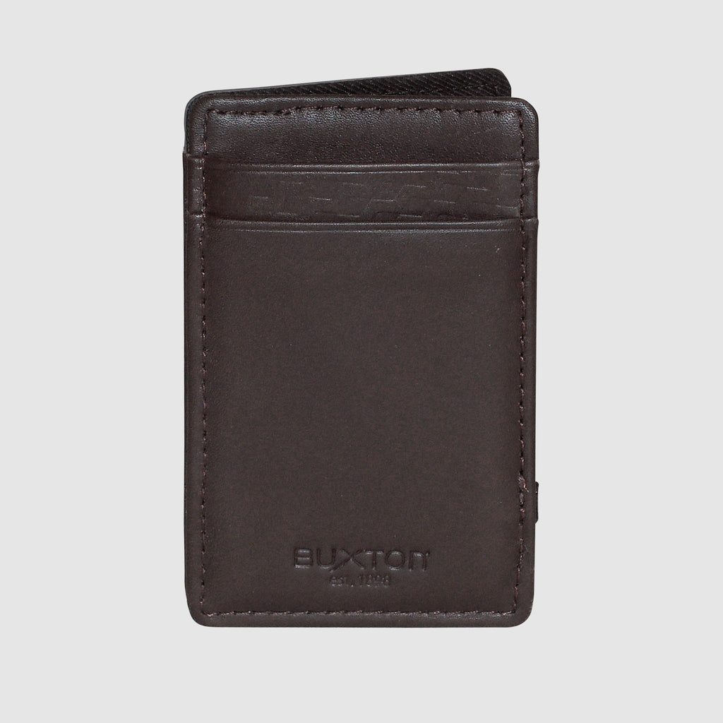 Buxton - Bellamy Collection - RFID I.D. Magic Wallet