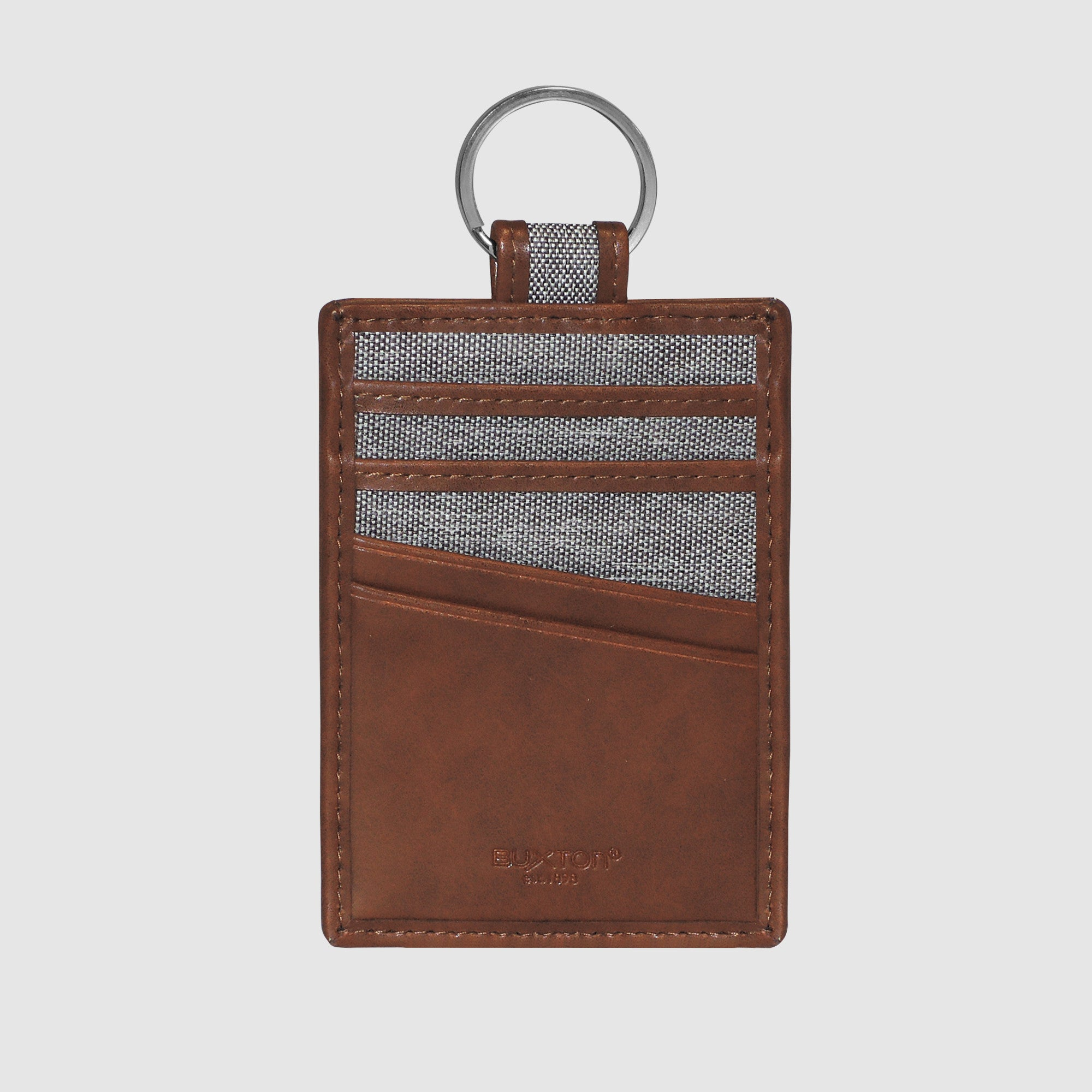 1867 Collection - Rfid I.d. Holder - Tan