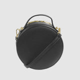 Manhattan Collection - Lacey Round Crossbody