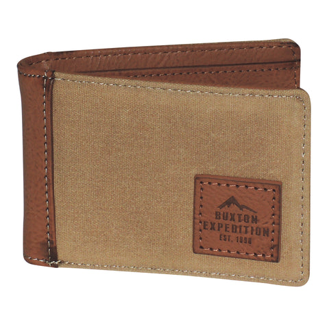 Expedition Huntington Gear Collection - RFID Front Pocket Slimfold