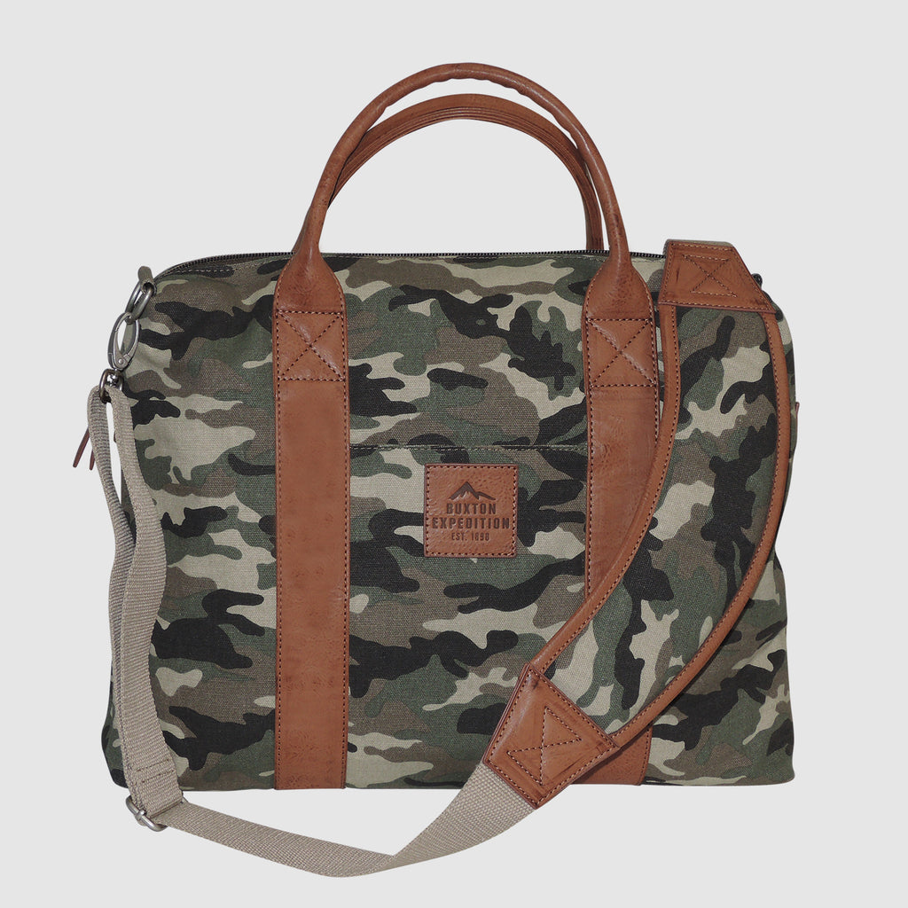 Buxton - Expedition Collection - Laptop Briefcase