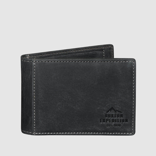 Expedition Collection - FRONT POCKET FLIP WALLET