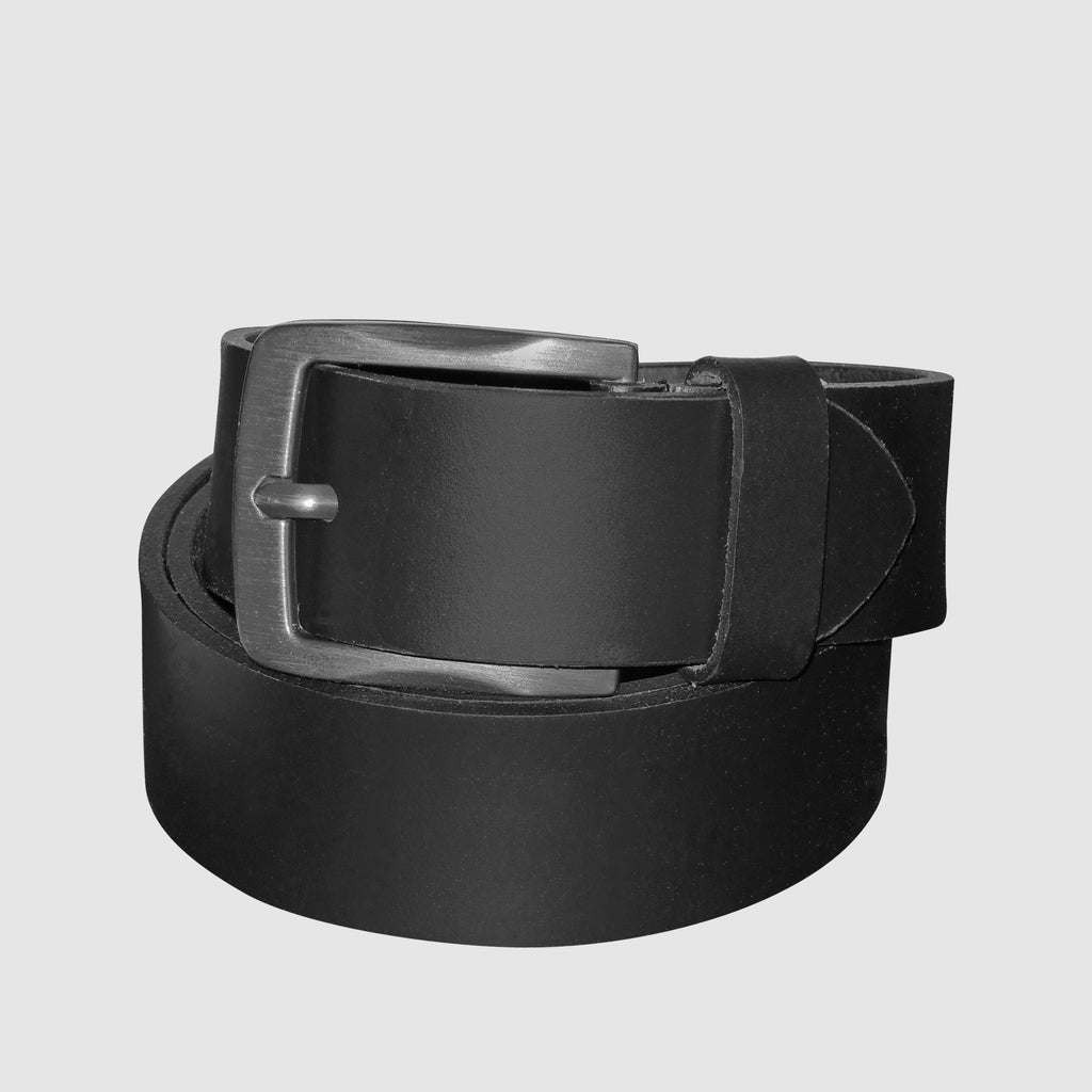 Buxton - Expedition Collection - Campfire Jean Belt - Black