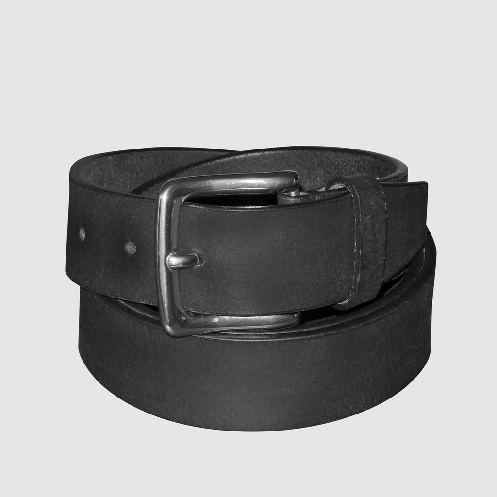 Buxton - Expedition Collection - Tahoe Casual Belt - Black