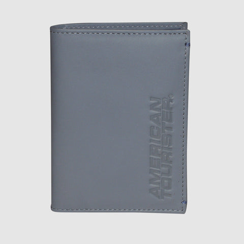 AMERICAN TOURISTER MERGING CORE COLLECTION - PASSPORT WALLET WITH RFID