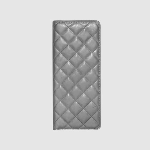 Quilted Card File