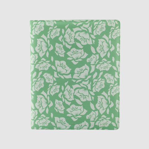 Blooming Floral Padfolio