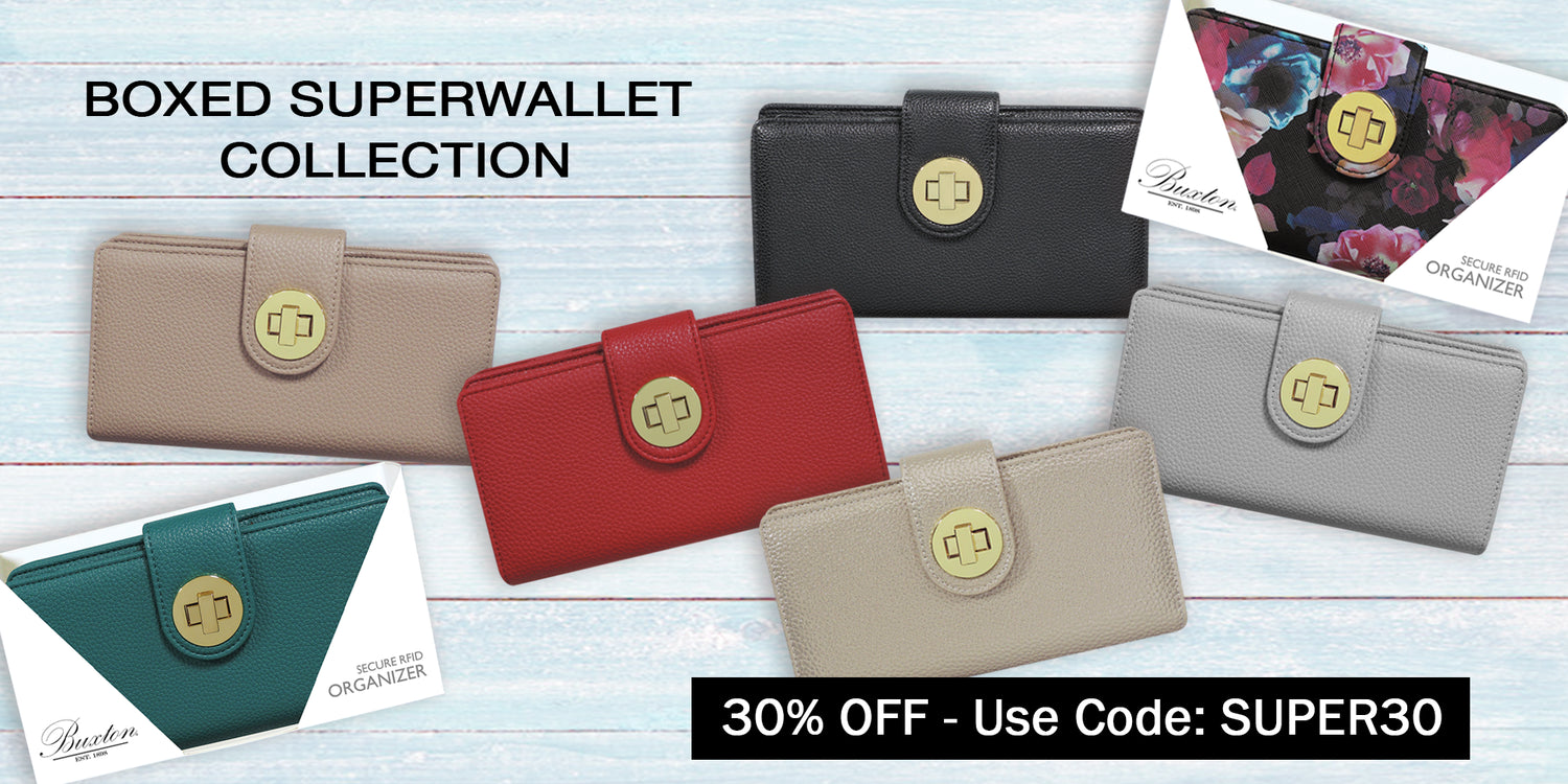 Leather Wallets, Handbags, and Accessories