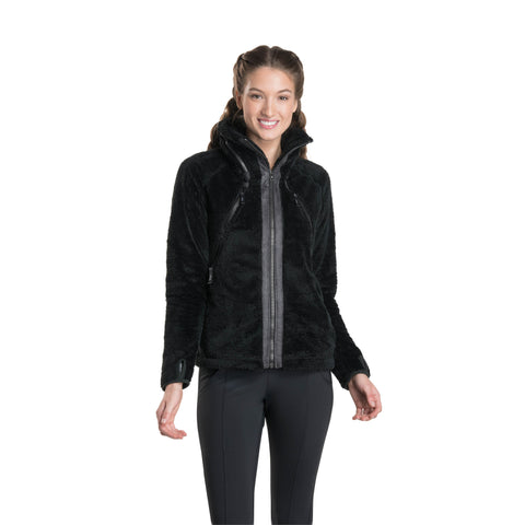 Kuhl Women's Flight Jacket Black