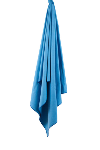 Lifeventure SoftFibre Towels Blue