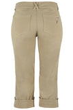 Marmot Women's Kodachrome Pants Rear View Rolled Up