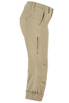 Marmot Women's Kodachrome Pants Side View Rolled Up