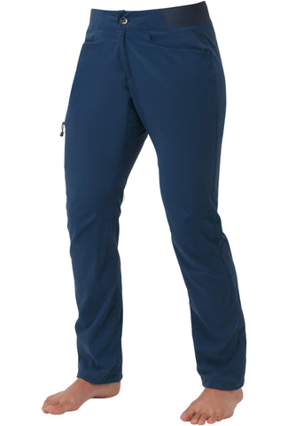 Mountain Equipment Dihedral Women's Pant Majolica Blue