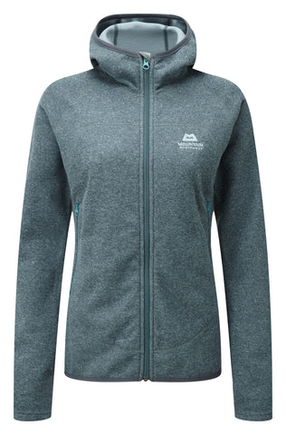Mountain Equipment Kore Hooded Women's Jacket Moorland Slate