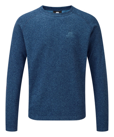Mountain Equipment Kore Sweater Denim Blue